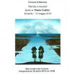 Dipinti di Paolo Collini dal 28 aprile al 12 maggio 2019 sala mostre del comune di Besozzo
