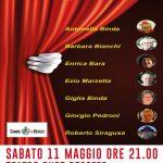 Besozzo – Sabato 11 maggio alle ore 21.00 al Teatro Duse – Le sorelle Trapunta