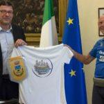 Gianfranco Bianchi, cazzaghese, 73 anni – Finito in bicicletta a Palazzo Chigi!