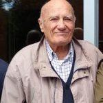 """Gavirate – Luigi Grossi, 93 anni, partigiano conosciuto con il nome di """"Cin"""""""