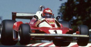 Niki Lauda , il viennese volante