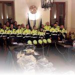 Protezione Civile Besozzo – Monvalle –  I volontari del gruppo hanno ricevuto la nuova divisa ufficiale