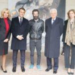 Andrea Ravo Mattoni ospite del Castello Reale di Amboise