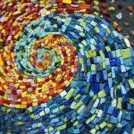 L'inaugurazione dei mosaici realizzati dai bambini del Pergolario  sabato 8 giugno alle ore 15