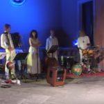 Teatro Blu,teatro concerto con musica popolare brasiliana