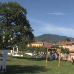 Parco del Cioss di Besozzo: Pic Nic in Bianco
