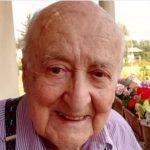 Santino Ferrario  101 anni
