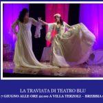 """""""Traviata"""", la piéce, scritta e diretta da Silvia Priori e Roberto Carlos Gerbolès"""
