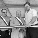 Cerimonia d'inaugurazione dell'ultima barca per la pesca collettiva, il rierùn restaurato