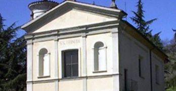 Ristrutturazione del tetto della chiesa della Santissima Trinità