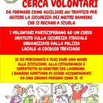 Cercasi Volontari – Ausiliari del traffico