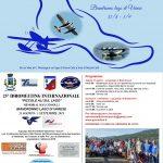 """25° Idromeeting Internazionale """"Piccole ali sul lago"""" Biandronno 31 agosto 1 settembre 2019"""
