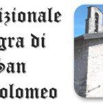 Cocquio Trevisago – Tradizionale Sagra di San Bartolomeo 24 – 25 agosto 2019
