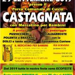 """Domenica 29 settembre la """"Castagnata con Mercatino per Bambini"""""""