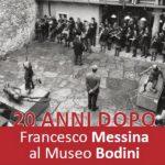 Francesco Messina al Museo Bodini 20 anni dopo