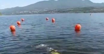 Un cromlech sotto le acque del lago di Varese?