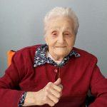 Cento anni Lidia Laudi la giornalaia di Cassinetta di Biandronno