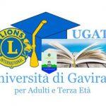 Anno Accademico  2019 / 2020  – Università di Gavirate per adulti e terza età