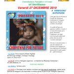 """Comunità Pastorale """"Sacra Famiglia"""" Cocquio Trevisago – Venerdì 27 dicembre 2019   a Venegono Superiore"""