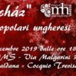 Sabato 7 dicembre ore 18.00 teatro Soms Caldana di Cocquio Trevisago – Danze popolari ungheresi