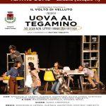"""""""Uova al Tegamino"""" – venerdì 24 gennaio presso il Teatro Soms di Cocquio Trevisago"""
