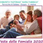Festa della Famiglia 2020 – Facciamo festa tutti insieme!