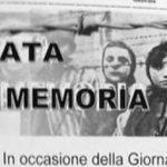 Giornata della Memoria anno 2020