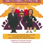 Auditorium Gavirate – Le bugie hanno le gambe corte – Sabato 22 marzo ore 21