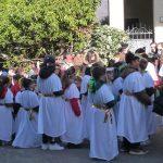 Scuola Primaria di Azzio in festa per il Carnevale.
