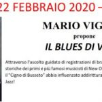 """Sabato 22 febbraio presso la Biblioteca  """"E. Gallico"""" di Cocquio Trevisago (Via Motto dei Grilli): alle ore 17  Il Blues di Verdi"""