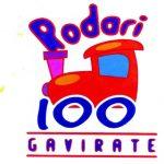 Enrico Brunella e Alberto Frigo creatori del logo di Rodari nel centenario della nascita
