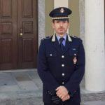 Il dottor Natale Maria De Marco è il nuovo comandante della polizia locale di Gavirate