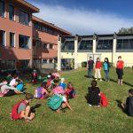 """Si è aperto ufficialmente oggi il Campo Estivo """"E…state a Cocquio"""" per bambini da 6 a 14 anni"""