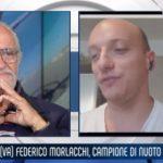 """Cuvio – Federico Morlacchi alla trasmissione Rai 1  """"C'è Tempo per…"""" del 29-6-2020"""