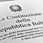 La Costituzione: non basta predicarla, bisogna viverla  di Felice Magnani