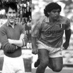 Storici dualismi Sivori/Maradona di Felice Magnani
