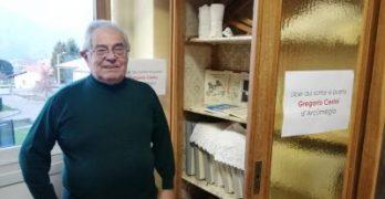 """Orino – Paese del dialetto dal 9 al 23 agosto 2020 – Mostra disegni  in """"dialetto"""" di Gregorio Cerini"""