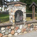 Cuvio – Sabato 15/8 ore 20,30 parco comunale ripristino e benedizione Madonnina di Loreto con Don Lorenzo.