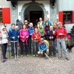 L'attività del Cai di Besozzo riprende le escursioni domenicali sul territorio