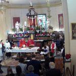 Sabato 26 Settembre 2020 Santa Cresima dalla Chiesa di S.Andrea di Cocquio Trevisago