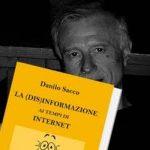 """Besozzo – Sabato 17 ottobre  2020 alle ore 15.30 """"Incontro con l'autore""""  – Danilo Sacco"""