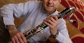 Fausto Saredi – Between the paths of Val Veddasca (For Bass Clarinet solo)