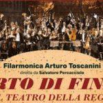 Concerto di fine anno in streaming dal Teatro Della Regina di Cattolica 30-12-2020 ore 21.00