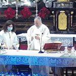 Domenica 3 Gennaio 2021 – Santa Messa dalla Chiesa di Sant'Andrea