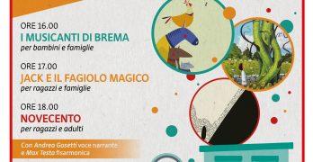 """Domenica 16 maggio 2021 – Pomeriggio con """"Teatro in cortile"""""""