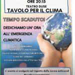 Teatro Duse Besozzo – Emergenza climatica – video della serata di Gionni Bello