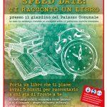 """""""Speed date: ti racconto un libro"""" – Sabato 22 maggioalleore 17.30 presso il giardino del Palazzo Comunale di Besozzo"""