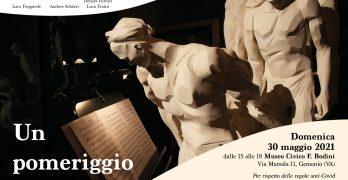 Un pomeriggio in arte… al museo Floriano Bodini – Domenica 30 maggio 2021
