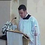 Domenica 23 durante la S. Messa delle 11 a S. Andrea di Cocquio Trevisago il saluto a Simone Tremolada
