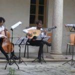 """"""" La notte"""" di Vivaldi concerto n°2 in G minor RV 439 a Laveno"""